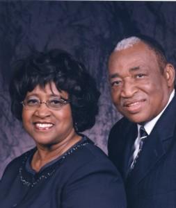 Rev. Dr. Lonnie and First Lady Mamie Dawson._2